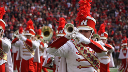 Cornhusker Marching Band exhibition is Aug. 22