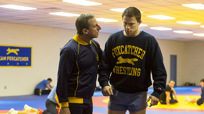 'Foxcatcher' opens at the Ross