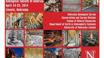 Geological Society of America meeting is April 24-25