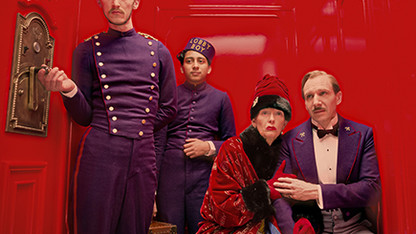 'Grand Budapest Hotel,' 'Elaine Stritch: Shoot Me' open at the Ross