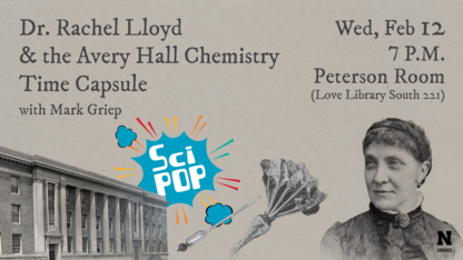 Sci Pop Talk delves into chemistry time capsule