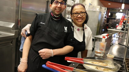 Top Chef competition showcases dining staff's culinary skills