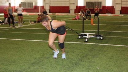 Strong Husker competition is Oct. 29