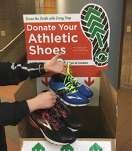 Campus Rec shoe drive to benefit the environment