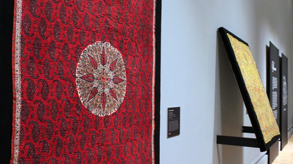 'Old World Quilts' exhibition opens Sept. 6