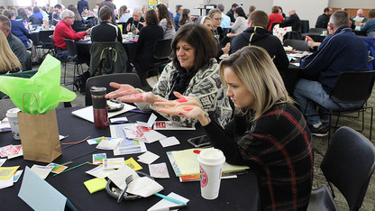 Science summit showcases innovative pedagogy to K-12 educators