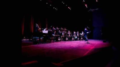 Jazz orchestra, big band open season Oct. 12