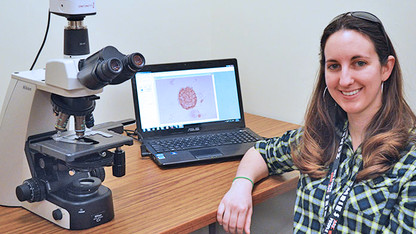 Student co-authors monograph, details turtle parasites worldwide