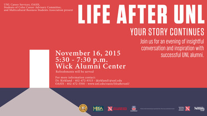 Students to hear from successful UNL alumni