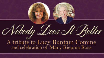 Event will honor Comine, Ross