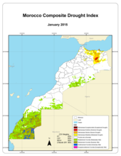 Researchers collaborate with Morocco on drought index