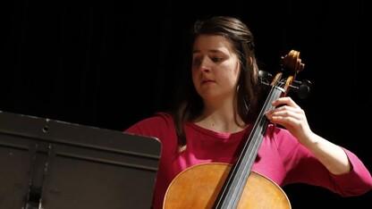 Korff School's 'Evening of Cello' is Feb. 19