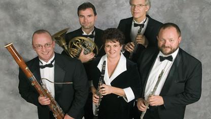 Moran Woodwind Quintet to present 'Modern American Masterworks'