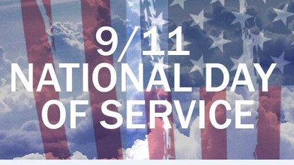 Volunteer for the 9/11 National Day of Service