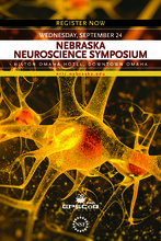 Registration open for Nebraska Neuroscience Symposium