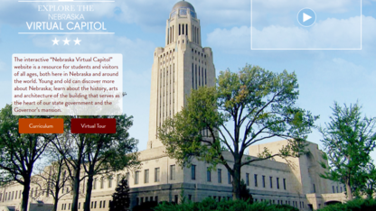 NET launches virtual capitol website