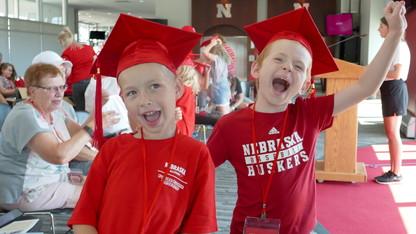 Registration open for kids' Future Husker University