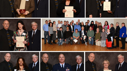 UNL Parents Association honors 142 faculty, staff