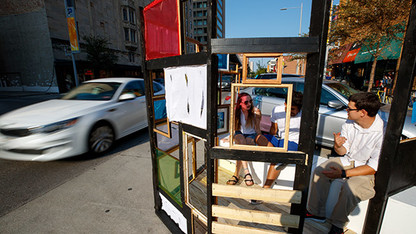 Architecture students to host PARK(ing) Day Sept. 21