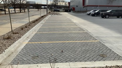 New Devaney project includes storm water treatment
