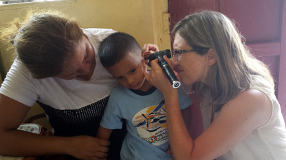 Huskers expand humanitarian audiology program