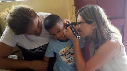 Huskers expand humanitarian audiology program