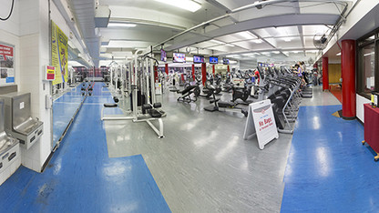 Rec Center renovation relocates weight room, Super Circuit