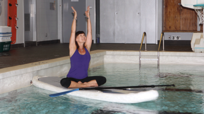 Stand-up paddleboard class begins Feb. 28