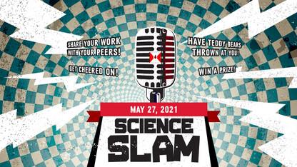 Grad students vie for Science Slam glory
