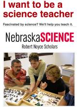 Robert Noyce scholarship information session is Sept. 25