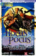 UPC presents 'Hocus Pocus' Oct. 30