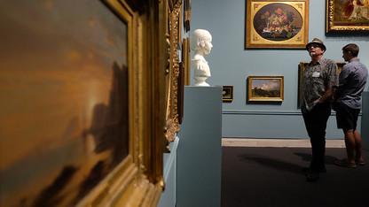 Art historian's 'Victorian Society' talk is Feb. 9