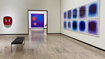 Sheldon opens fall with four new exhibitions