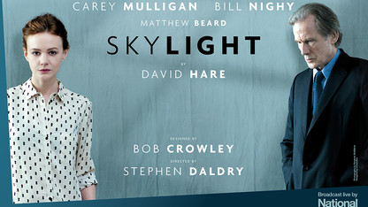 National Theatre's 'Skylight' shows at the Ross