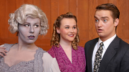 Theatre opens spring season with 'Blithe Spirit'