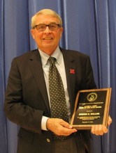 Waller, Carson receive UNOPA honors