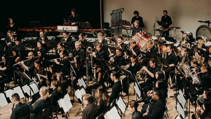 Symphonic Band to close spring semester April 22