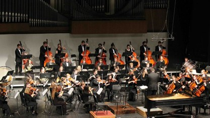 Symphony Orchestra to feature Mozart, Schubert, Franck