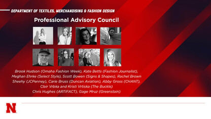 Textiles, Merchandising and Fashion Design hosts industry leaders