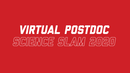 Registration open for Postdoc Science Slam