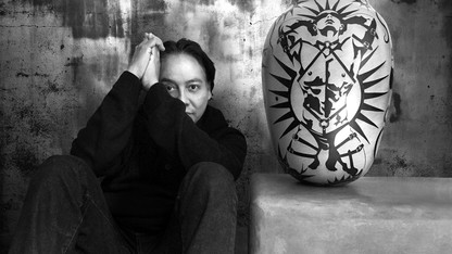 Potter Ortiz to present visiting artist lecture Feb. 27