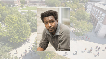 Visiting fellow Ngugi will deliver lecture on blackness Sept. 11