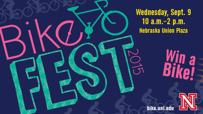 Win a free bicycle at Bike Fest event Sept. 9