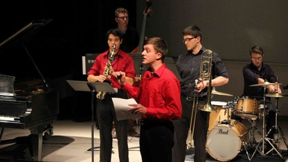 'Wet Ink' concerts feature student performers