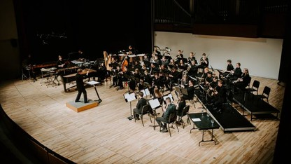 Wind Ensemble to open season with 'Catharsis'