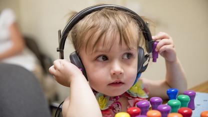Audiology at Nebraska is helping the world hear