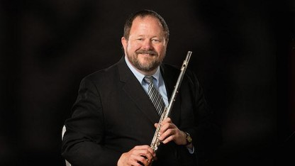 Bailey to perform standards and rarely heard flute repertoire