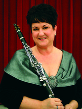 Barger's recital to showcase E-flat clarinet
