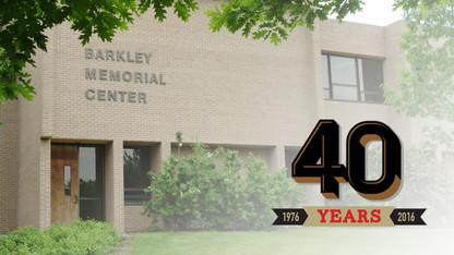 Barkley Center celebrates 40 years