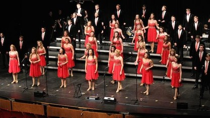 Big Red Singers' final concert of year is April 21